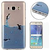 CaseHome For Samsung Galaxy J5 2016/J510FN Gel TPU Case