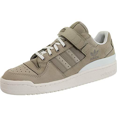 adidas Unisex-Erwachsene Forum Lo sneakers, Grau (Grivap/Blatiz/Ftwbla), 37 1/3 EU