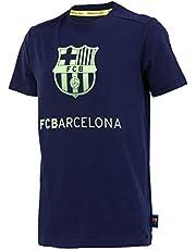 FC Barcelone T-shirt Barcelone - officiell samling barn pojke storlek 8 år