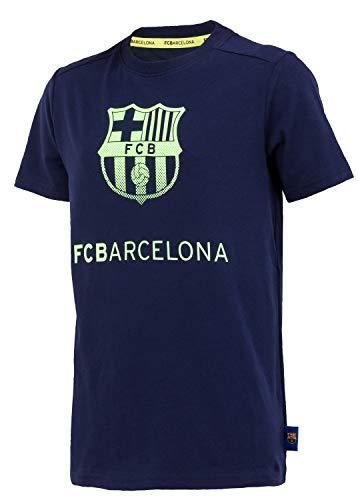 Fc Barcelone Camiseta de algodón Barça - Colección Oficial Talla niño