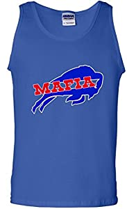 The Silo Blue Bills Mafia Tank TOP Adult