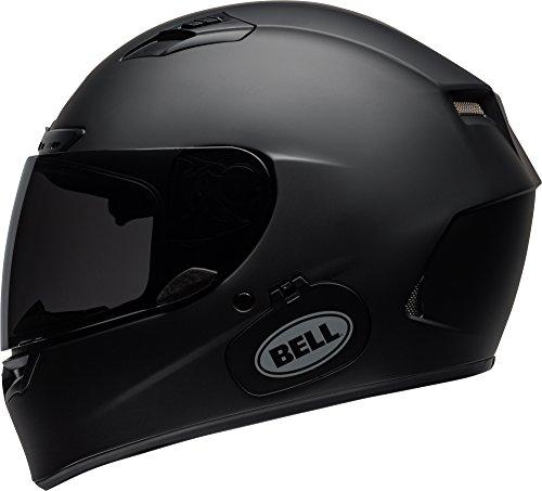 Bell Qualifier DLX MIPS Full-Face Motorcycle Helmet (Matte Black, Large)