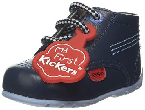 Kickers Kick Hi, Botas Unisex niños