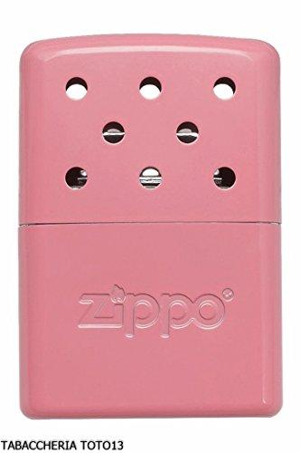 Zippo Zippo Unisex– Erwachsene PINK 6 Hours Handwärmer, rosa, 6h rosa