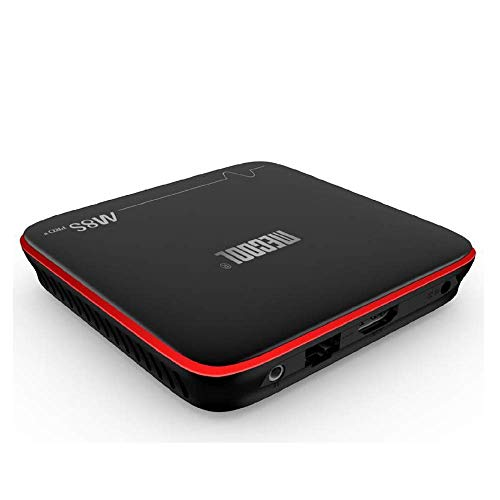 EUB MECOOL M8S PRO TV Boxes Amlogic S905W Quad Core 2GB 16GB Smart TV BOX Android 7.1 Support STBemu Stalker 4K Wifi