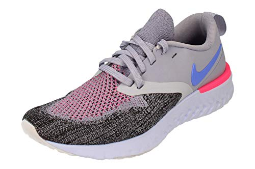 Nike Mujeres Odyssey React 2 Flyknit Running Trainers AH1016 Sneakers Zapatos (UK 2.5 US 5 EU 35.5