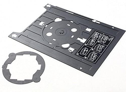 JRUIAN Bandeja de CD Nueva para Epson Stylus Photo 1400 1410 1430W 1500W Artisan 1430