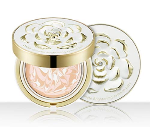 Ohui Ultimate Brightening Essence Pact Refill (spf 50+, pa+++) no.2 natural 14g