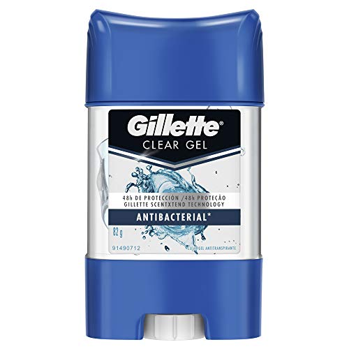 desodorante clinical gillette fabricante Gillette