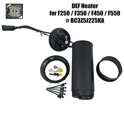 BC3Z5J225KA Diesel Exhaust Fluid DEF Heater Urea Pump Compatible with 2011-2016...