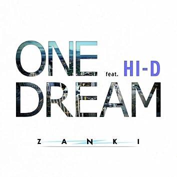ONE DREAM feat.HI-D