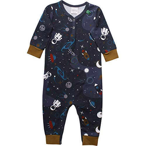 Fred's World by Green Cotton Space Bodysuit Body Shaping para Bebés