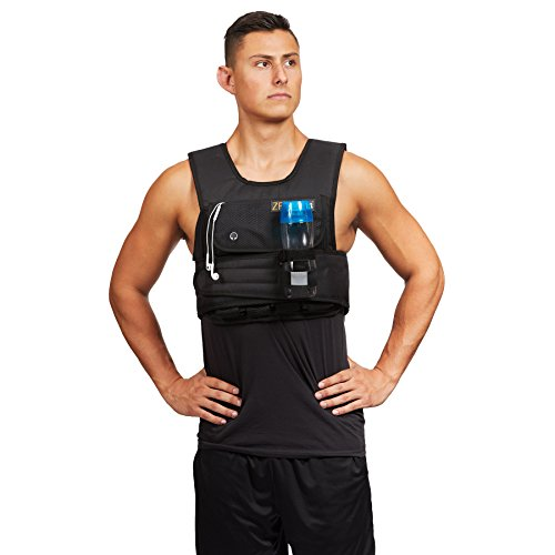 ZFOsports SHORT Adjustable Weighted Vest