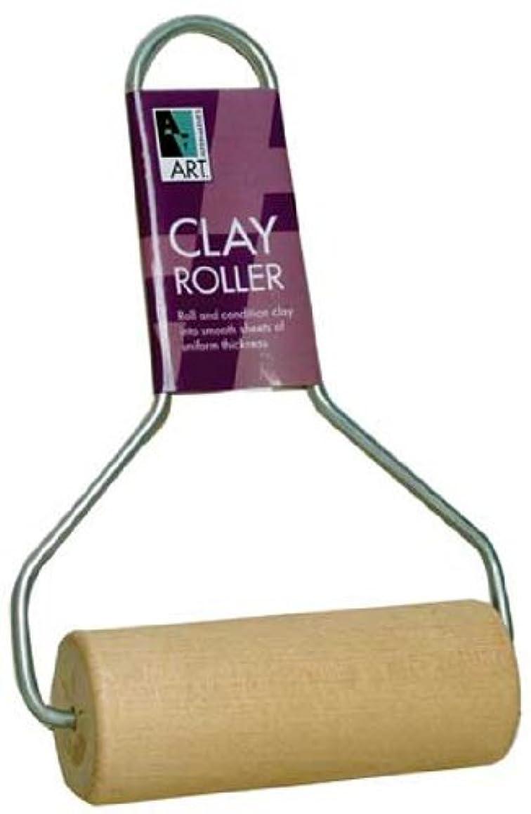 Art Alternatives Clay Roller, Silver