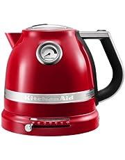 KitchenAid 5KEK1522EER czajnik elektryczny seria Artisan, empire czerwony