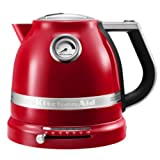 KitchenAid 5KEK1522EER Wasserkocher Serie Artisan, empire rot