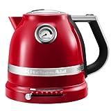 Kitchenaid - 5KEK1522EER - Bouilloire sans fil 1.5l 2400w rouge