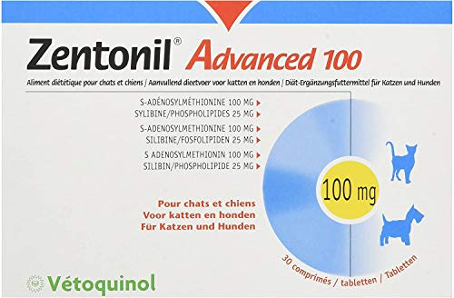 Zentonil Advanced 200-30 Tabletten
