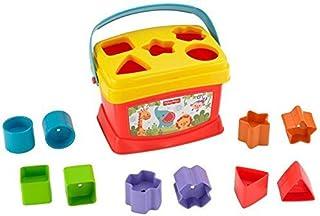 Primeros bloques básicos brillantes para bebé de Fisher-Price.