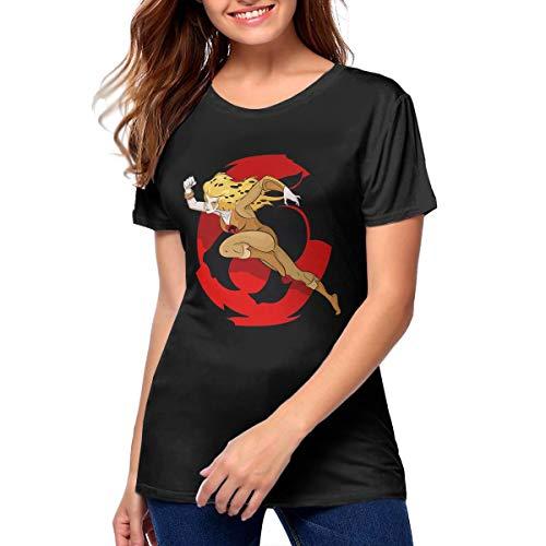 Women's Cheetara Thundercats T-shirt, S to XXL
