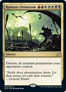 Magic: The Gathering - Ruinous Ultimatum - Ikoria: Lair of Behemoths
