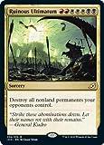 Magic: The Gathering - Ruinous Ultimatum - Foil - Ikoria: Lair of Behemoths