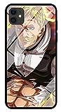 Funda para Teléfono Anime The Seven Deadly Sins Funda para iPhone con Brillo Nocturno Carcasa Protectora De Vidrio Templado Antiarañazos Compatible con iPhone XS