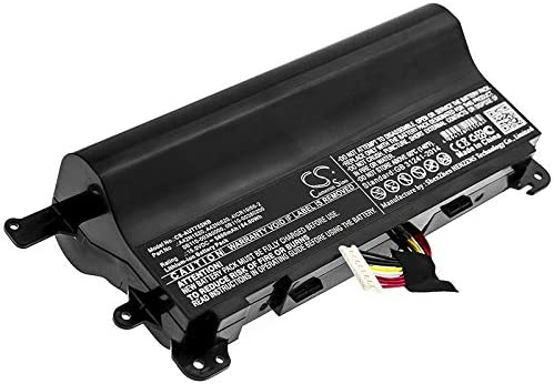 5600mAh Battery Replacement for as Overseas parallel import regular item G752VY-T7003T low-pricing 66-2 0B1 4ICR19