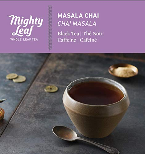 Mighty Leaf Masala Chai (formerly Bombay Chai)100 Tea Pouches