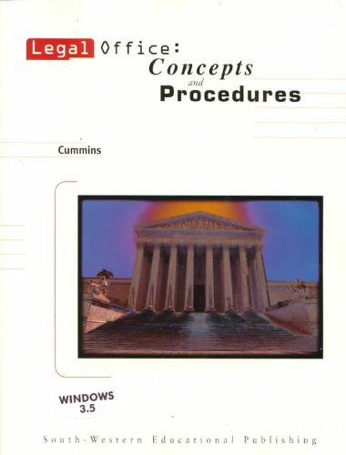 Legal Office: Concepts and Procedures (with Template)
