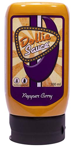 Dollie Sauce - Pepper Curry, 290 ml