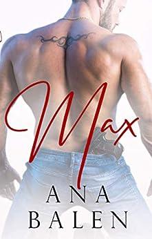 Max (Ryan family Book 2) by [Ana Balen]