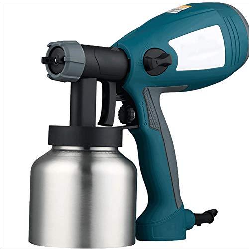 ALY Drucksprüher Elektrische, 400W 800ML für Dispersions- / Latexfarben, Lacke & Lasuren im Innen