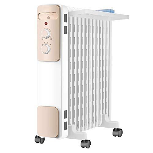 Termoventilatore Spazio riscaldatore, riscaldatore Elettrico Automatico di Temperatura costante, 2200W Rapid condizionatore d'Aria del riscaldatore Ventilatore 3 modalità for Il Salone/Bagno