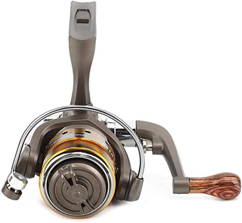 Rueda de Pesca Reel BaitCasting Reel Pesca 9x5. 5cm 188g Mini Reel for Amante de la Pesca Pesca de mar (Color : Mini 150)