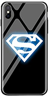 iPhone Case Cover for iPhone XR and XS MAX (XR, Superman)