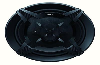 """Sony XS-FB6930 16x24cm (6x9"""") 3-Way Coaxial Speakers by Sony"""
