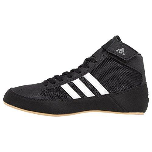 adidas AQ3325, Zapatos de Lucha, Negro (Black), 36 EU