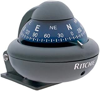 Ritchie Navigation 2-Inch Dial Sport Compass (Gray)