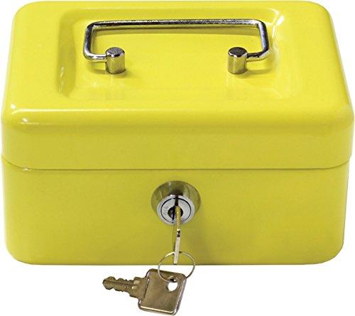 Brema BR756140 Geldkassette, gelb
