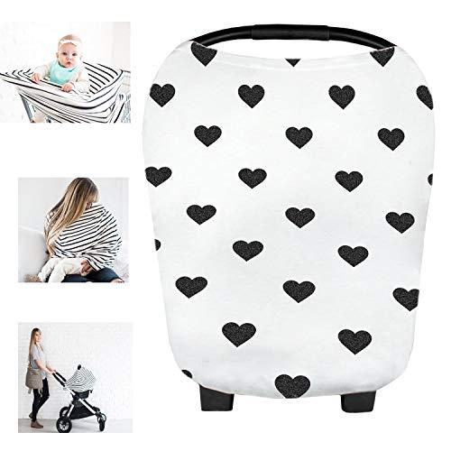 Multi Modal Still Baby Auto Set Cover Himmel Warenkorb Bezug Swaddle Decke für Säuglinge Neugeborene Kleinkinder Dusche Geschenk
