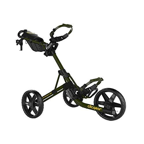 Clicgear 4.0 Golftrolley - Army Green