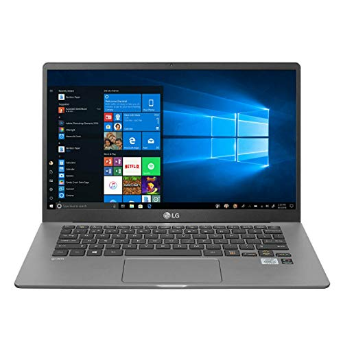 LG Gram, Intel Core i7, 10th Gen 16gb, 256gb, 15.6 pollici ultra leggero Laptop