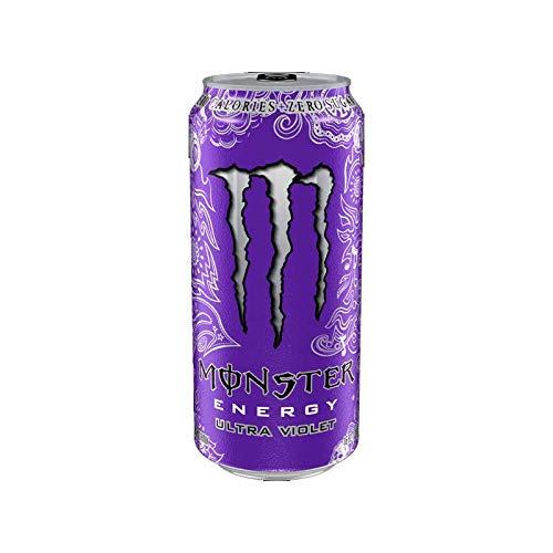 MONSTER ENERGY Monster Ultra-Violet 12 x 500 ml PMP