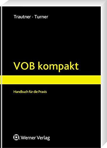 VOB kompakt: Handbuch