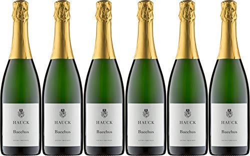 Hauck Bacchus Sekt Extra Trocken (6 x 0.75 l)