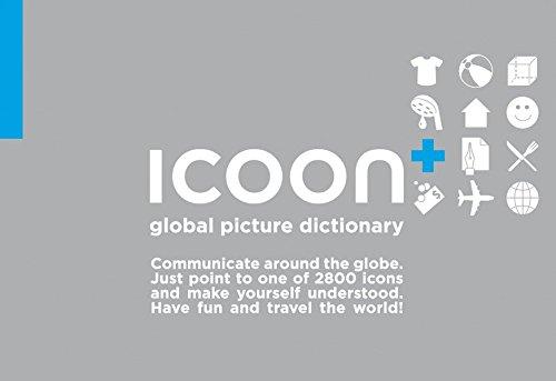 ICOON Plus.  Diccionario visual con 2.800 iconos e imágenes. Bolsillo. Amber Press.: global picture dictionary