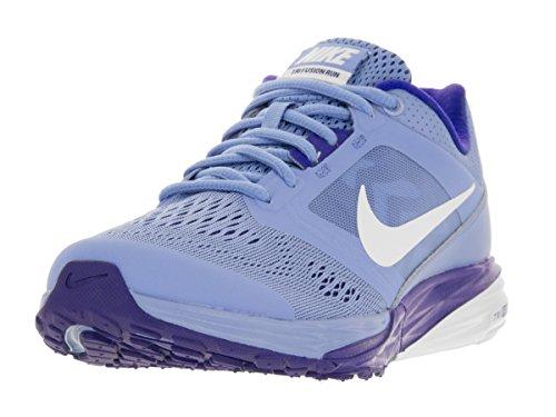 Nike Damen WMNS TRI Fusion Run Laufschuhe, Azul (Chalk Blue/White-Cncrd-Bl TNT), 36 EU