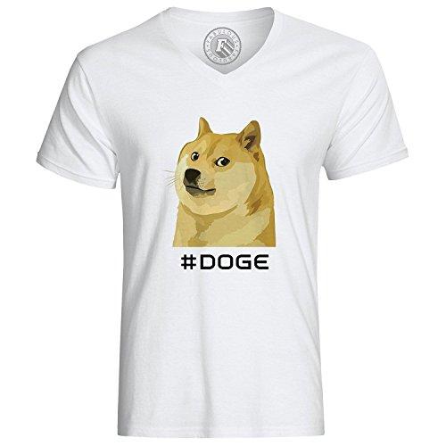 T-Shirt Doge is Love Doge I Life Meme Dog Fun Humour