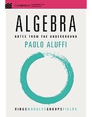 Algebra: Notes from the Underground (Cambridge Mathematical Textbooks)